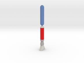 Rocket- Aquarius I Components (1/17.5th, mm) in Full Color Sandstone