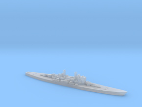 1/2400 HMS Vanguard in Smooth Fine Detail Plastic