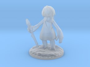 Urg full-color miniature statue in Smooth Fine Detail Plastic