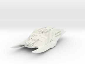 Heavy Cylon Raider 1/525 in White Natural Versatile Plastic