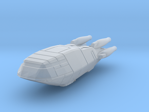 Atmospheric Shuttle 1/500 in Smooth Fine Detail Plastic