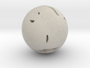 DryBall in Natural Sandstone