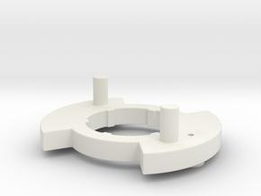 Bugaboo Gen 3 Disk(R) in White Natural Versatile Plastic