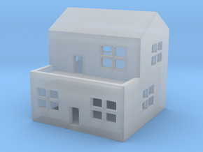 1/700 Town House 2 in Smooth Fine Detail Plastic