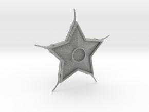 Smallville Starro Device Replica Prop in Metallic Plastic