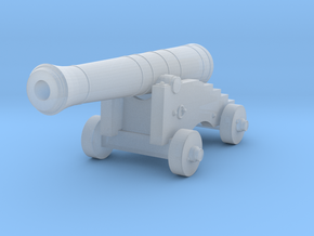Cannon 30mm in Smooth Fine Detail Plastic