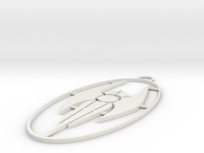 Cimf in White Natural Versatile Plastic