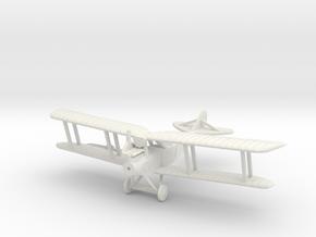 1/144th Rumpler C.IV EARLY VERSION in White Natural Versatile Plastic