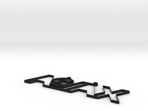 ajaxknoet in Black Strong & Flexible