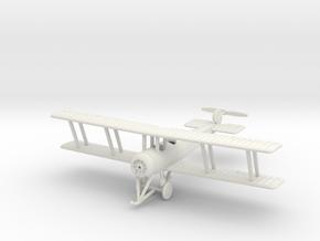1/144 Avro 504K (two-seater) in White Natural Versatile Plastic