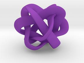 Tetratwist in Purple Processed Versatile Plastic