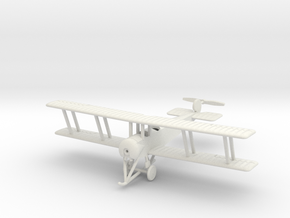 1/144 Avro 504A (two-seater) in White Natural Versatile Plastic