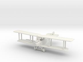 1/200th Aviatik C.I in White Natural Versatile Plastic