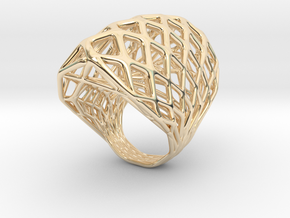 Ring 002 in 14K Yellow Gold