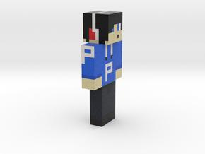 6cm | MineCraftPandaz in Full Color Sandstone