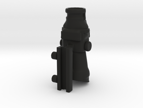 Nerf ACOG scope/sight in Black Strong & Flexible