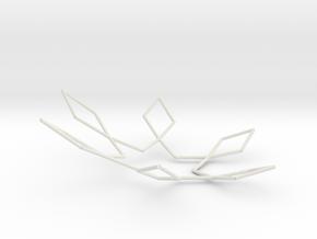 mic F F  F F  in White Natural Versatile Plastic