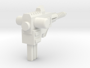Sunlink - Prime: Running About Cannon w/ 5mm Side  in White Natural Versatile Plastic