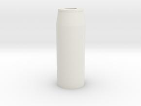OMS100  2. Ausfahrstufe  M 1:32 in White Natural Versatile Plastic