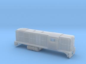 N 2501 DE NS LifeLike NEM in Smooth Fine Detail Plastic