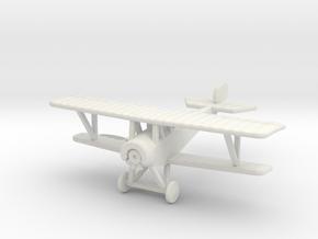 1/200th Nieuport 10 Single Seat Fighter in White Natural Versatile Plastic