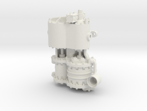 Westinghouse CC 1.0 Intake in White Natural Versatile Plastic