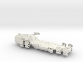 Novalis Matrix hovercraft in White Natural Versatile Plastic