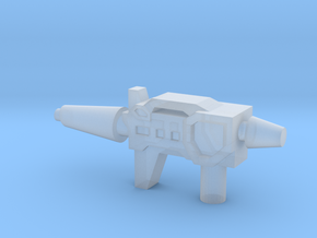 Space Musket in Smooth Fine Detail Plastic