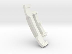 GTA04_btn_aux_v1.0 in White Natural Versatile Plastic