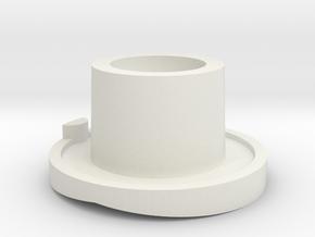 kitchenaid adapter bearing 5 in White Natural Versatile Plastic