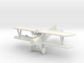 1/200th Albatros D.III in White Natural Versatile Plastic