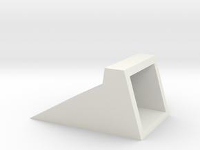 1/72 hoth floorlight in White Natural Versatile Plastic