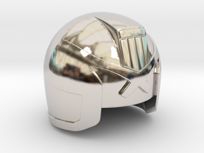 Judge Helmet in Platinum