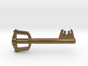 Keyblade in Natural Bronze