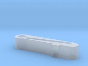 VSR Arm Concave (rev.1)  in Smooth Fine Detail Plastic