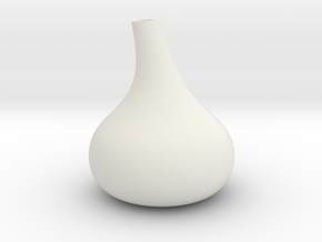 NLpro Flower bulbs single(3.005mm)ceramic in White Natural Versatile Plastic