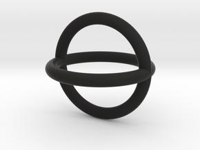 Double Torus in Black Strong & Flexible