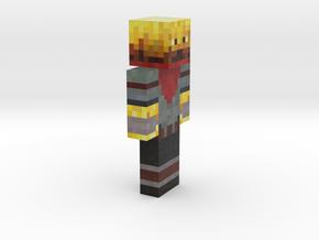 12cm | BugBoy2468 in Full Color Sandstone