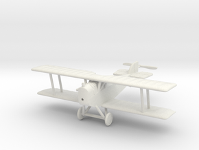 1/144 Aviatik-Berg C.I in White Natural Versatile Plastic
