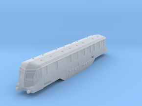 GWR Railcar - T - 1:450 in Smooth Fine Detail Plastic
