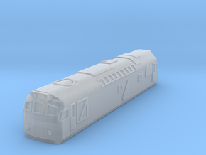 BR 25class T-gauge in Smooth Fine Detail Plastic