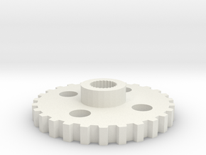 gyrocam servo gear v2 in White Natural Versatile Plastic