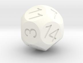 D14 for Impact Miniatures in White Processed Versatile Plastic