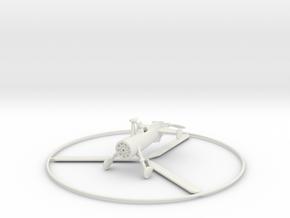 1/144 TsAGI A-12 autogyro in White Natural Versatile Plastic