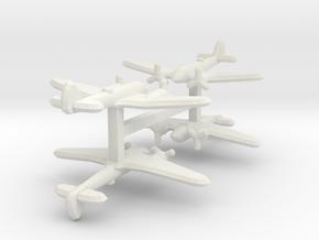 Bristol Blenheim Mk. IF 1:900 x4 in White Strong & Flexible