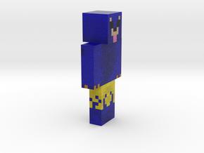 6cm | BlueBerryBear in Full Color Sandstone