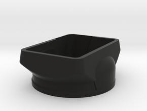 Zeiss 28mm Biogon LensShade V5 in Black Natural Versatile Plastic