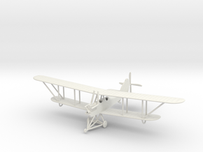 1/144 RAF R.E.7 in White Natural Versatile Plastic