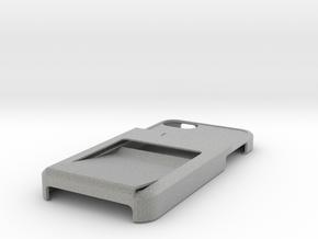 Tank iphone 5 wallet case w/ money clip in Metallic Plastic