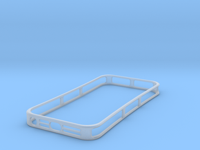 HeatLock (iPhone 5) in Smooth Fine Detail Plastic